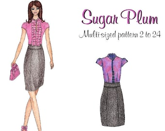 Lolita Patterns Sugar Plum