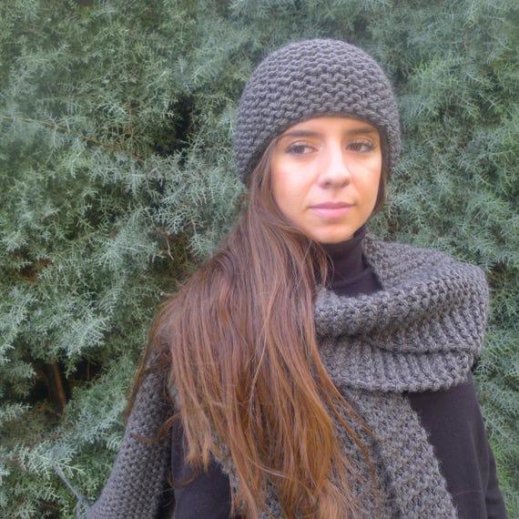 Patrón diadema Patrones punto dos agujas Patrón en español | Etsy