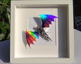 Holographic Bats