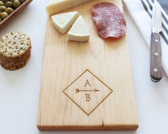 Personalized Cheese Board, Personalized Cutting Board, Custom Cutting Board, Parents Wedding Gift, Parents of The Bride Gift, Corporate Gift
