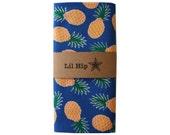 Baby Wrap / Swaddle / Love Pineapple Geometric / Unisex