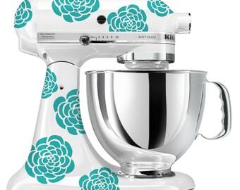 Kitchenaid Mixer Decals | Etsy