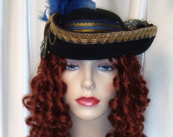 e60491ac9a0 Pirate Hat and Wig