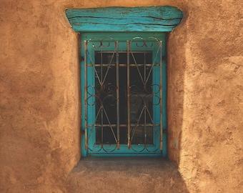 Taos Pueblo Photo | Native American Print | Southwest Photo | Pueblo Window | Adobe Architecture | Indian Art Window | Taos New Mexico Print
