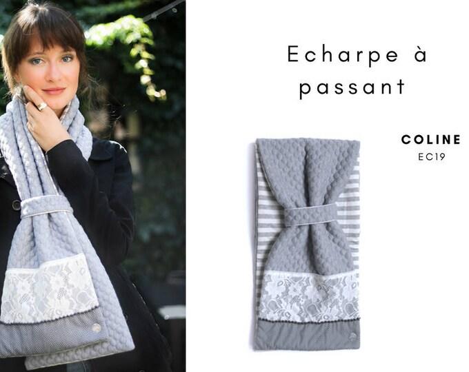 Loop scarf: COLINE EC19