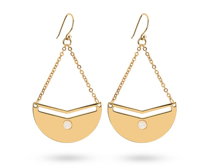 NEW! TALISMAN Horizon earrings