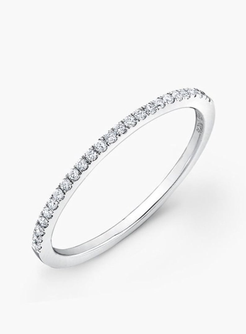 Wedding Rings Cheap.Half Eternity Wedding Band Engagement Ring Wedding Band Fashion Ring Cheap Wedding Band Wedding Half Eternity Matching Band Ring