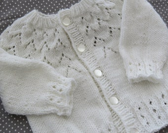 ac310d19a725 Baby white sweater
