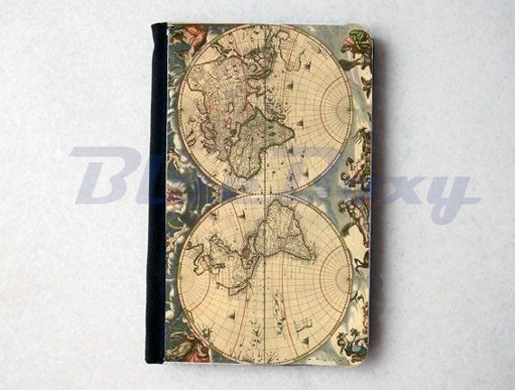 World Map Passport Holder.World Map Passport Cover Passport Holder Passport Wallet Etsy
