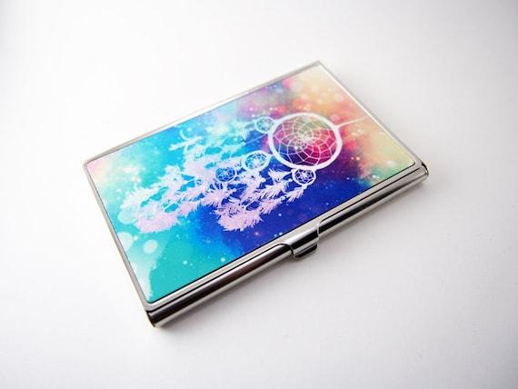 Dream Catcher - porte-cartes titulaire, porte-cartes, carte de crédit