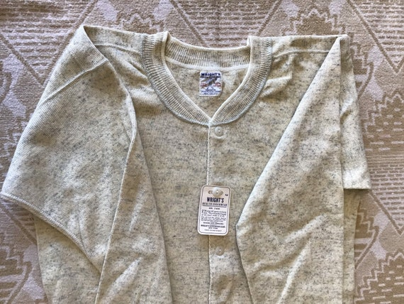 Vintage Wrights Health Underwear.  Size Large.