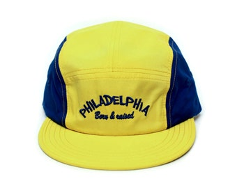 The Fresh Prince of Bel Air Philadelphia Born   Raised Hat Yellow Royal Cap e0bcc8d2654