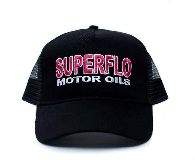 d35455e2f92 Superflo Hat Days of Thunder Trucker Hat Unisex Adult Cap