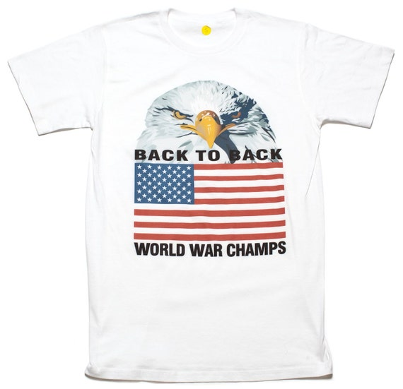 Tall Eagle Back To Back World War Champs Champions Men s  ff2838b90a64