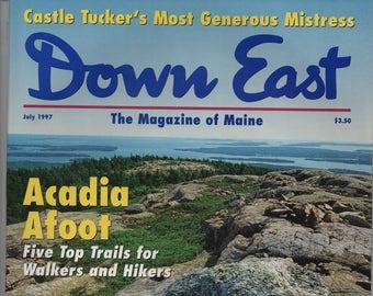 Maine magazine | Etsy