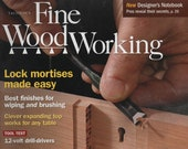 Taunton 39 s Fine Woodworking Magazine, February 2015, illustrated, 90 pages, Finishes, Drill Drivers, Dresser, Drawer Pulls, Spokeshave