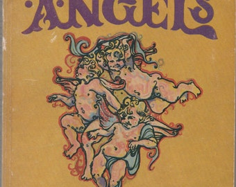 Father and the Angels, Scholastic Book Services Paperback, by William Manners, 1966, fair shape