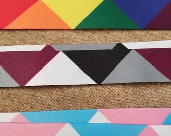 Triangle lanyard - PRIDE