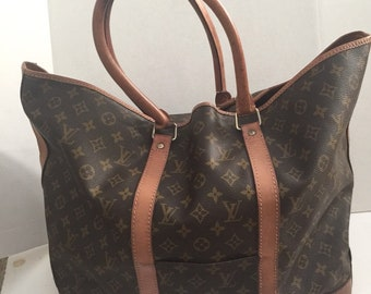 c8df234d Vuitton large bag | Etsy
