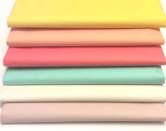 30 Tissue Paper Sheets, Pick Your Color, DIY Pom Pom Supplies, DIY Wedding Decorations, Gift Packaging, Craft Supplies