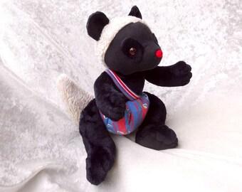 Black Sheep Plush Etsy