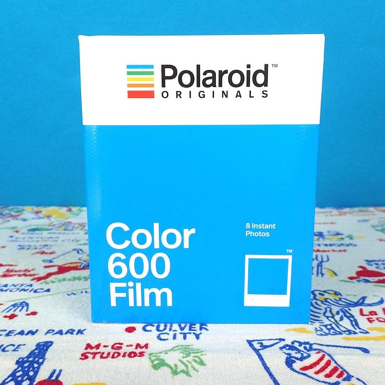 POLAROID 600 Color Instant Film fresh for your Polaroid Camera image 0