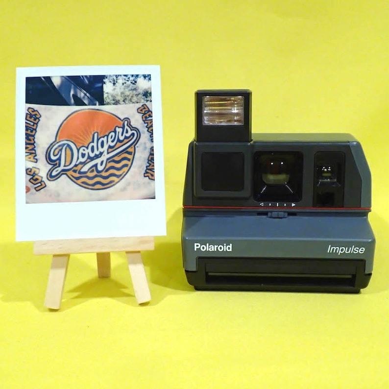 Polaroid Impulse Camera working film tested and with Polaroid image 0