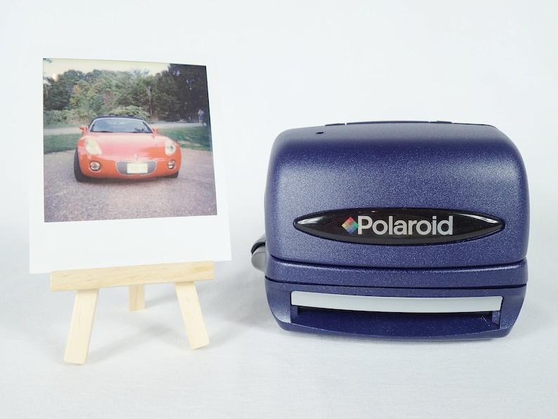 POLAROID ONESTEP AUTOFOCUS film tested and with Polaroid film image 0