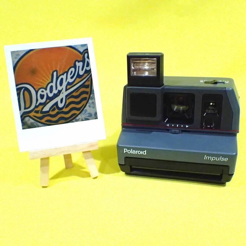 POLAROID IMPULSE CLOSEUP film tested and with Polaroid film image 0
