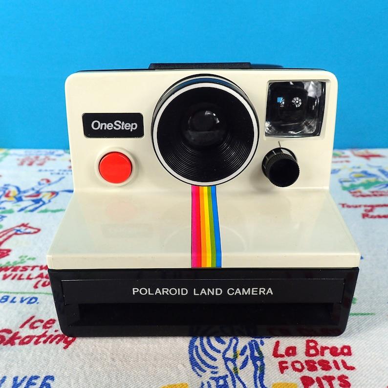 Polaroid OneStep SX-70 film tested and with Polaroid film image 0