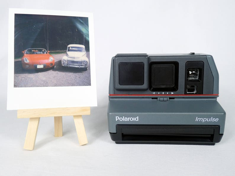 POLAROID IMPULSE FLASH film tested and with Polaroid film image 0