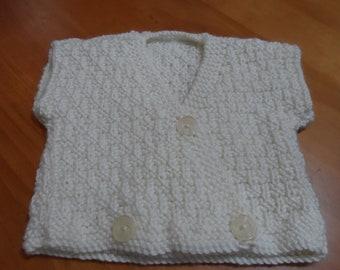 Wrap Vest  (Ref: 10/4)
