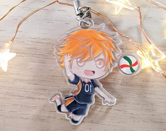 Straps/charms