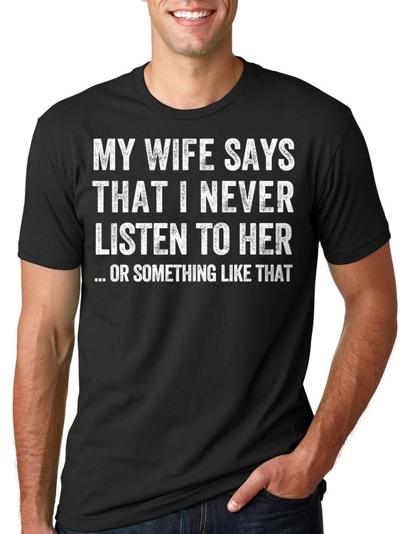 Mens Best Husband Ever Anniversary Day Holiday Gift Tee birthday funny T-Shirt