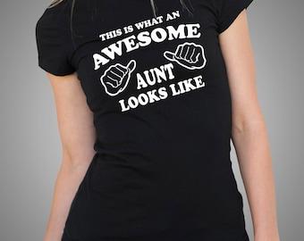 Aunt T shirt