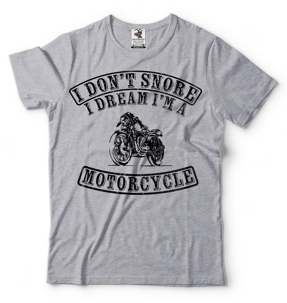 Moto T-Shirt American moto moto American Chopper Biker drôle Tee Shirt ef0da6