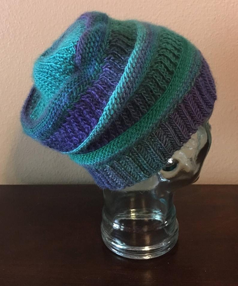 Purl Illusions Slouch HatSlouch HatSki HatSnow Hat