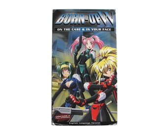 Record of Lodos War VHS Anime Manga Video 90s Chronicles of
