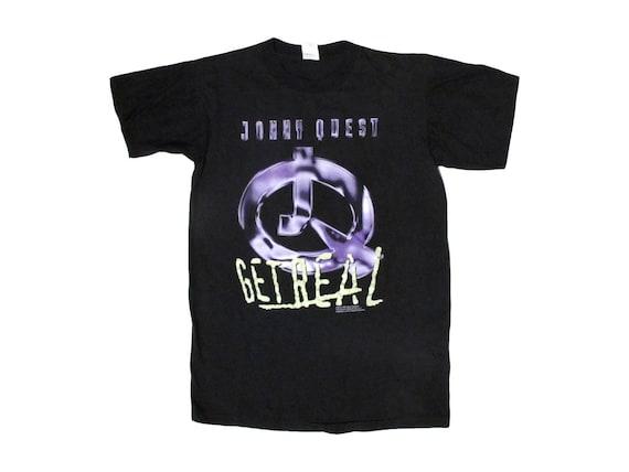 Jonny Quest Get Real T-Shirt