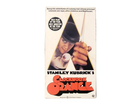 A Clockwork Orange VHS
