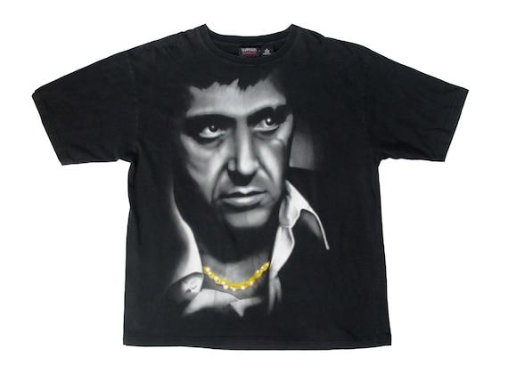Scarface Gold Chain T-Shirt