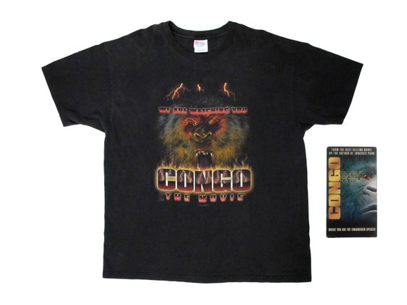 Congo the Movie We Are Watching You T-Shirt