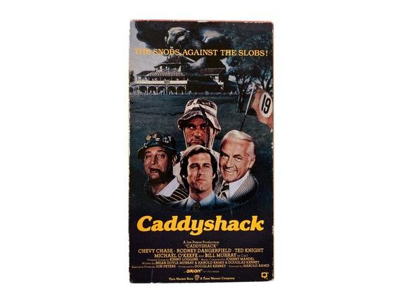 Caddyshack VHS