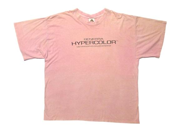 Generra Hypercolor Pink T-Shirt