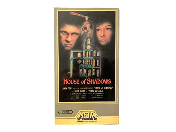 House of Shadows VHS