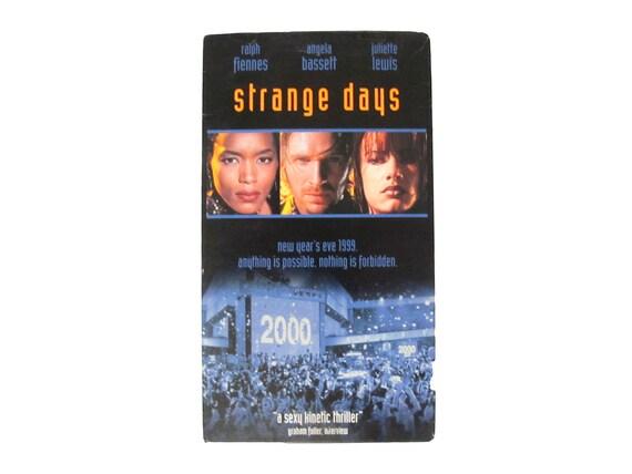 Strange Days VHS