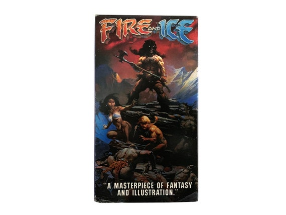 Fire & Ice VHS