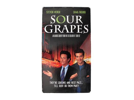 Sour Grapes VHS