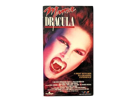 Mama Dracula VHS