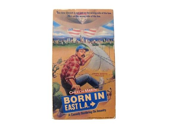 Born in East LA VHS